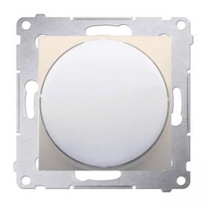 Simon 54 DSS1.01/41 - Sygnalizator świetlny LED - światło białe - Kremowy - Podgląd zdjęcia nr 1
