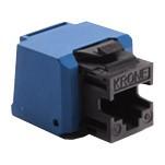 Simon 54 KRJ456 - Wkład gniazda komputerowego RJ45 kat.6 UTP (nieekranowany) Krone, typ KM8 - Podgląd zdjęcia nr 1