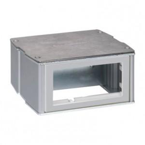 Simon Connect KT400/8 - Metalowa miniwieża 4x K45  aluminium - Podgląd zdjęcia nr 1