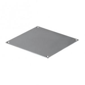 Simon Connect KTA904/8 - Pokrywa górna do podstaw KTA  aluminium - Podgląd zdjęcia nr 1