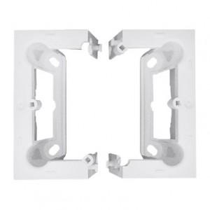 Simon 15 PSC-030 - Puszka natynkowa pojedyncza głęboka (40mm) - Biały - Podgląd zdjęcia nr 1
