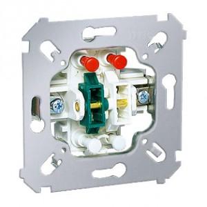Simon Classic W2M - Mechanizm wyłącznika dwubiegunowego 10A - Podgląd zdjęcia nr 1